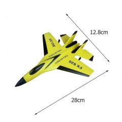 REMOTE CONTROL AIRPLANE, FX820 SU-35 2.4G RC GLIDER PLANE, ELECTRIC FIXED WING R