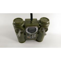 HUAN QI RADIO CONTROL INFRARED TANKS SPARE REPLACEMENT HAND HELD CONTROLLER UNIT