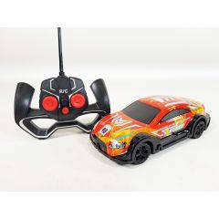 RADIO CONTROL RC RWD 1:24 SCALE DAZZLING RACING COLOURFUL COOL LIGHTS MODEL RACE