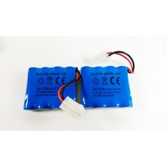 HUAN QI RADIO CONTROL INFRARED TANKS SPARE REPLACEMENT 400MAH 4.8V BATTERY PACK