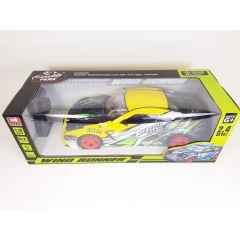 1:10 REMOTE CONTROL RC 10KMH 2.4G NISSAN SKYLINE GTR MODEL STYLE RACE DRIFT CAR