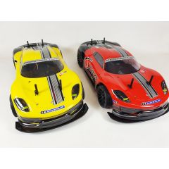 Remote Control RC 1:10 Scale Model Drift Car Racing Porsche Turbo GT RS Toy RTR