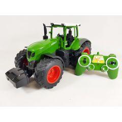 2.4G Double E E351-001 Remote Control 1/16 Farm Tractor RC Car REAL Lights Sound
