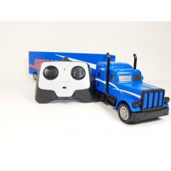Remote Radio Control RC 2.4Ghz 1:16 2WD Model Lorry Transport Goods Vehicle